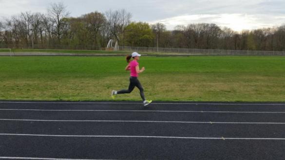 Riverside High School Track