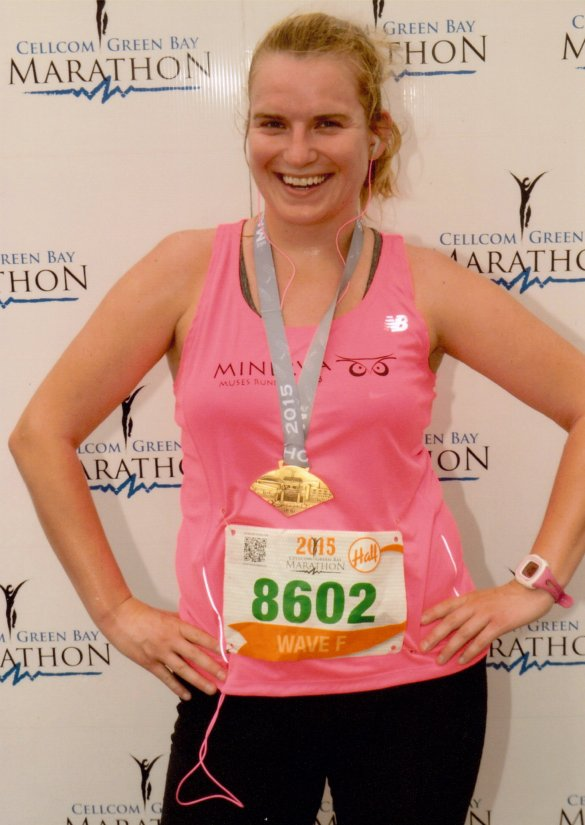 Cellcom Green Bay Half Marathon 2015